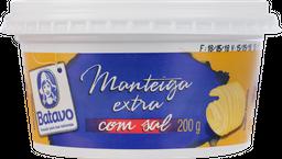 Manteiga Extra Com Sal Batavo 200 g