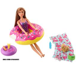 Acessórios De Boneca Barbie Móveis De Casa Acessórios De Piscina