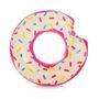 Acessórios De Praia E Piscina Bóia Redonda Rosquinha Donut Rosa