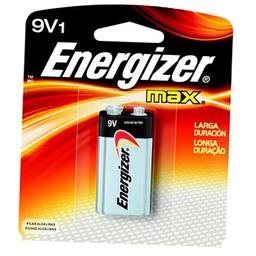 Bateria Energizer 9V 6Lr61