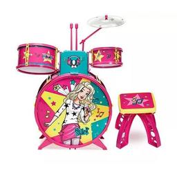 Bateria Infantil Barbieâ Rock Star Fun