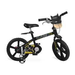 Bicicleta Aro 14 DC Comics Batman Bandeirante