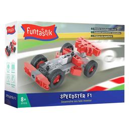 Blocos De Montar Speedster F1 Funtastik