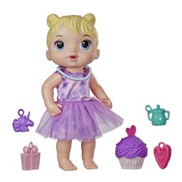 Boneca Baby Alive Festa De Presentes Loira E8719 Hasbro
