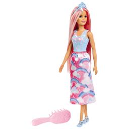 Boneca Barbie Barbie Dreamtopia Penteados Mágicos Mattel