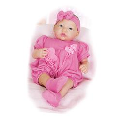 Boneca Bebê Reborn Ninos Pesadinho Menina Cotiplás