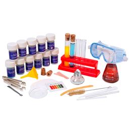 Conjunto De Atividades Kit De Química 100 Experiências New Toys