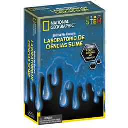 Conjunto De Atividades Laboratório De Ciências De Slime Brilha N