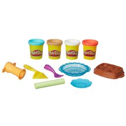 Conjunto Play-Doh Tortas Divertidas Hasbro
