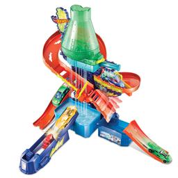 Estação CientãFica Hot Wheels Color Change Mattel