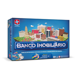 Jogo Banco Imobiliário 2018 Estrela