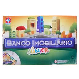 Jogo Banco Imobiliário Júnior 2014 Estrela