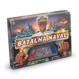 Jogo Batalha Naval Novo Grow