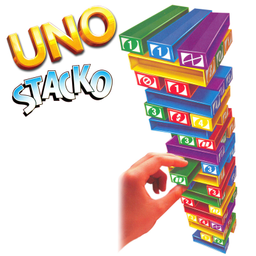 Jogo Uno Stacko Mattel
