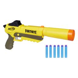 Lançador de Dardos Nerf Fortnite Sp-l Elite Dart Blaster Hasbro