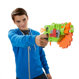 Lançador De Dardos Nerf Zombiestrike Crosscut Hasbro