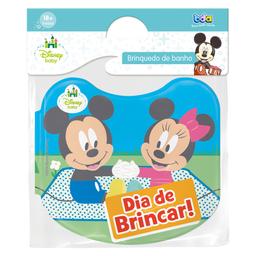 Livro De Banho Disney Baby Toyster