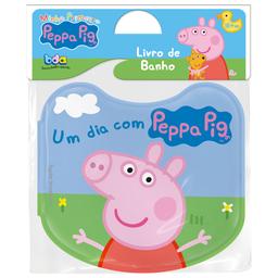 Livro De Banho Minha Primeira Peppa Pig Toyster