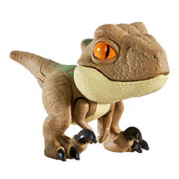 Mini Figura Articulada Jurassic World Esquadrão Mordida Ggn36 Ma
