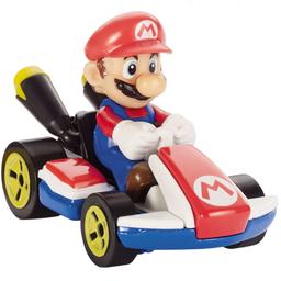 Mini Veículos Hot Wheels 1:64 Mario Kart Mario Mattel