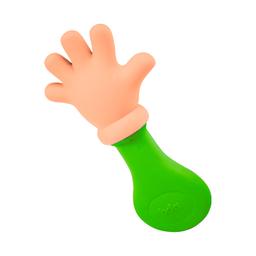 Mordedor Bda Mãozinhas Colors Verde Toyster