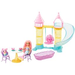 Playset E Boneca Barbie Barbie Dreamtopia Parque Aquático Das Se