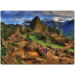 Quebra-Cabeça Machu Picchu Game Office Toyster 500 Peças