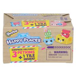 Shopkins Happy Places Box Surpresa DTC