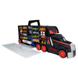 Truck Box Com Mini Veículos Fastalane Fastlane
