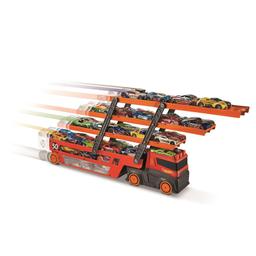 Veículo Hot Wheels Caminhão Mega Transporter Mattel