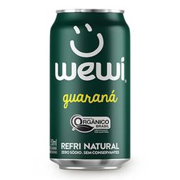 Guaraná Wewi - 350ml