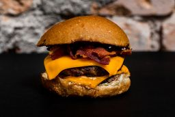 Duplo Cheese Bacon