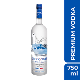 Vodka Grey Goose - 750ml - Cód. 291552