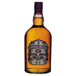 Whisky Chivas Regal - 1L - Cód. 291637