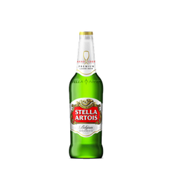 Cerveja Stella Artois - 550ml - Cód. 291828