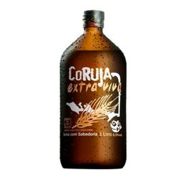 Cerveja Coruja Viva Extra Larger - 1 litro - cód. 288590