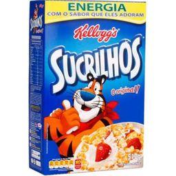 Sucrilios Cereal Matinal - 250g - Cód. 291972