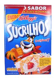 Sucrilhos Cereal Matinal - 250g - Cód. 291972