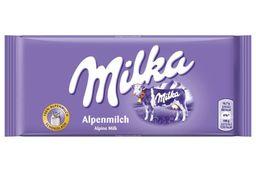 Chocolate Milka - Alpenmilch - 100g - Cód. 292016