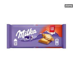 Chocolate Milka - Lu - 87g - Cód. 292061