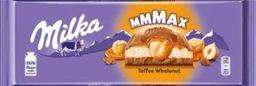 Milka MMMax - Toffee Wholenut - 300g - Cód 293259