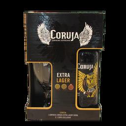 Kit de Cerveja Coruja Extra Lager - Cód 293808