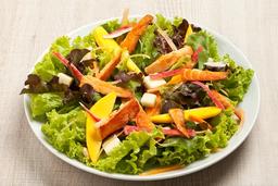 Salada Penne Mix com Frango