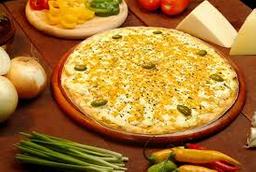 Pizza de Frango com Milho - Grande