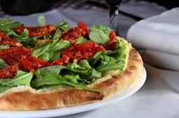 Pizza de Rúcula com Tomate Seco - Grande