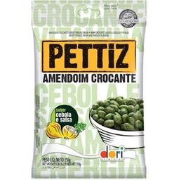 Amendoim Cebola E Salsa Pettiz 150 g