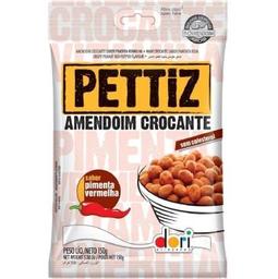 Amendoim Pimenta Vermelha Pettiz 150 g
