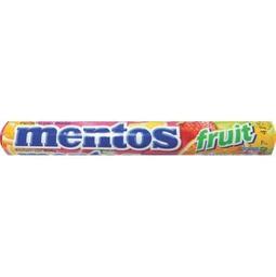 Bala Fruit Mentos 37,5 g