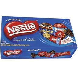 Caixa De Bombom Nestlé Especialidades 300 g