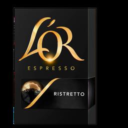 L'OR Cápsulas de Café Ristretto - 10 cápsulas